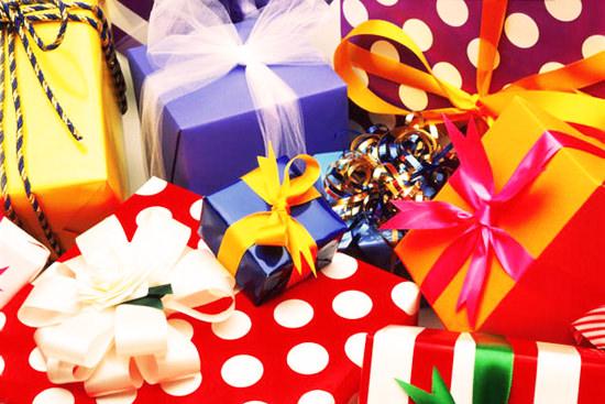 Время делать подарки